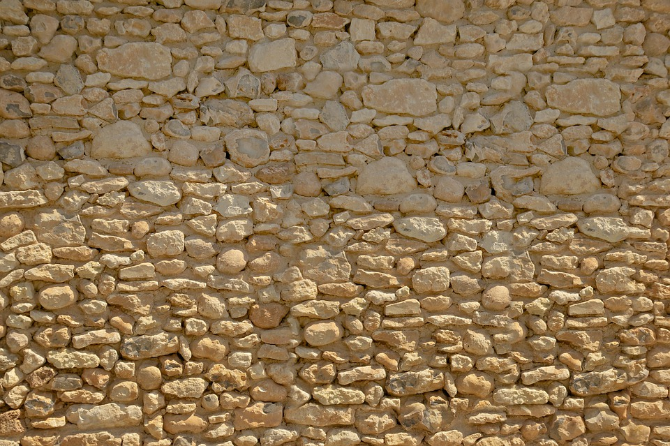 House Wall, Wall, Outer Wall, Stones, Bricked, Hard