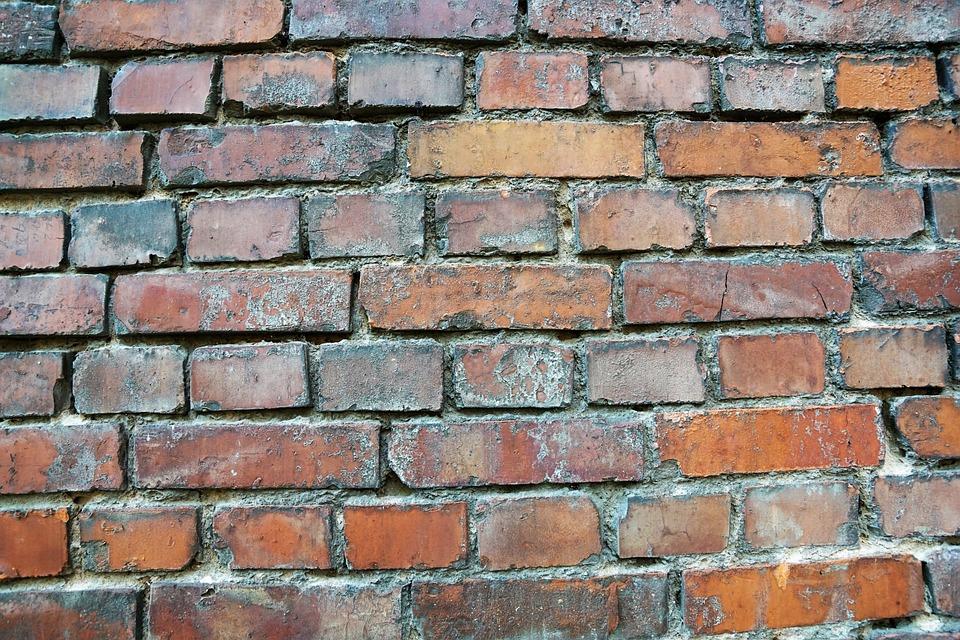 Bricks, Wall, Texture, Red, Brick, Brick Wall, Old