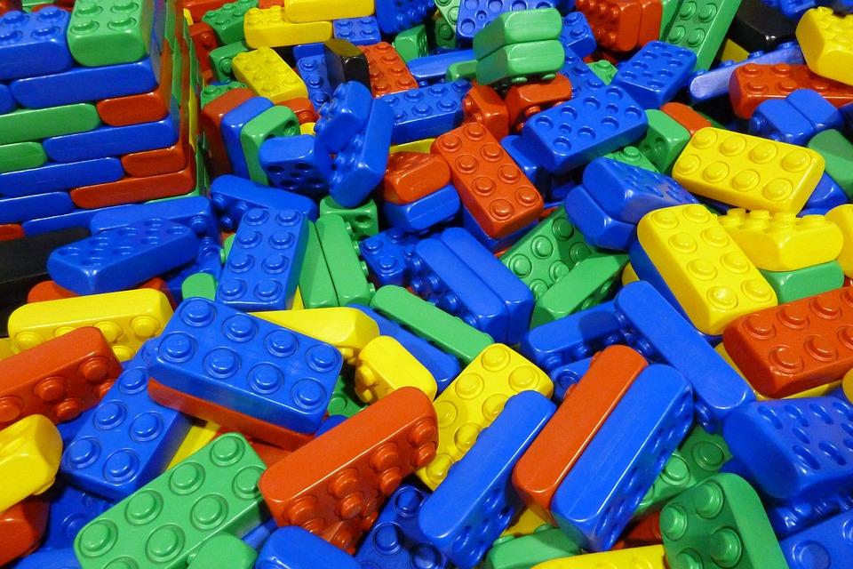 Game, Toy, Bricks, Building Blocks
