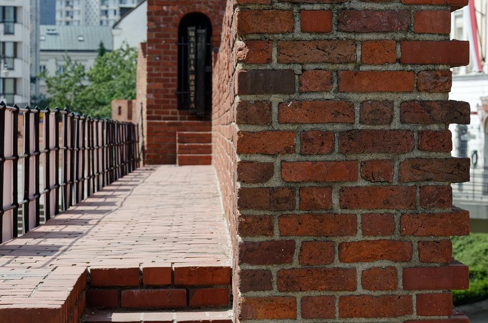 Building, Historical, Old, Wall, Walls, Brick, Bricks