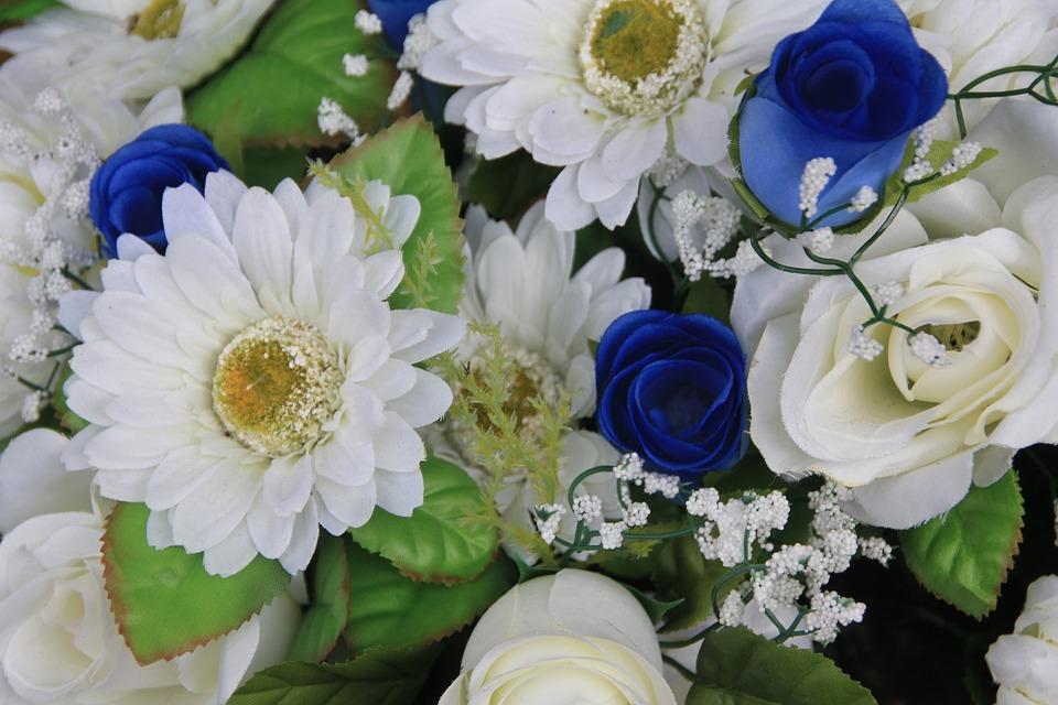 Bouquet, Bridal Bouquet, Bride, Flowers, Celebration