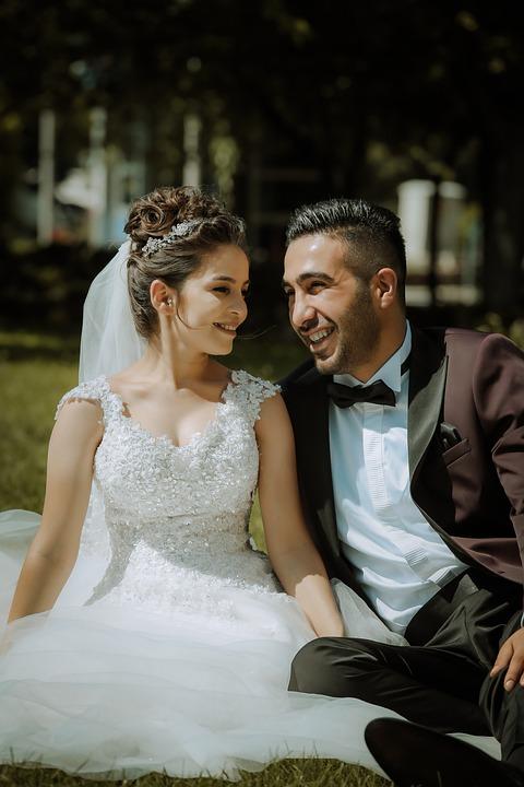 Wedding, Bride, Groom, Newlyweds, Husband, Wife