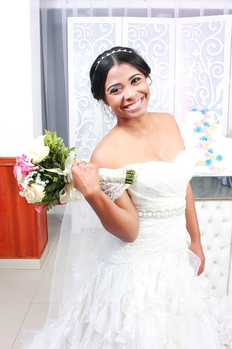Wedding, Marriage, Wedding Dress, Bride, Marry