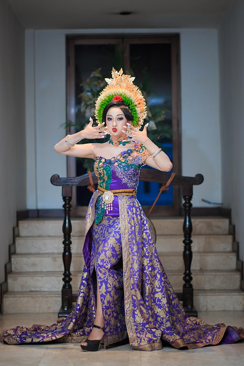 Culture, Wedding, Pose, Bride, Traditional, Asia