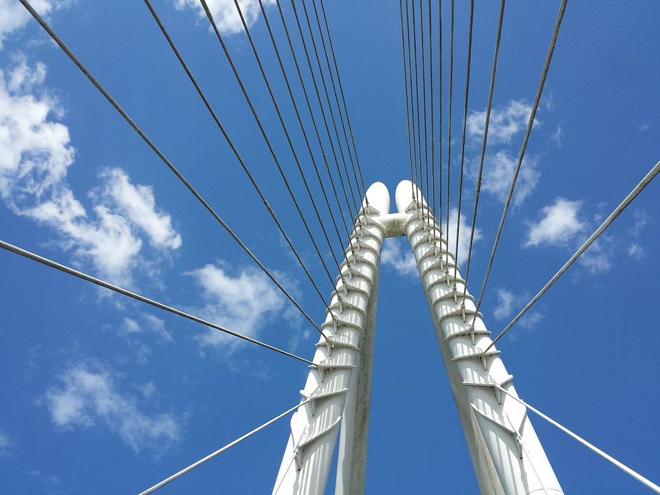 Architecture, Bridge, Engineering, Iron Bridge