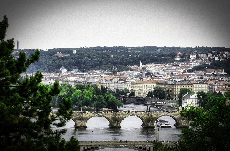 Prague, Charles Bridge, City, Czech Republic, Bridge