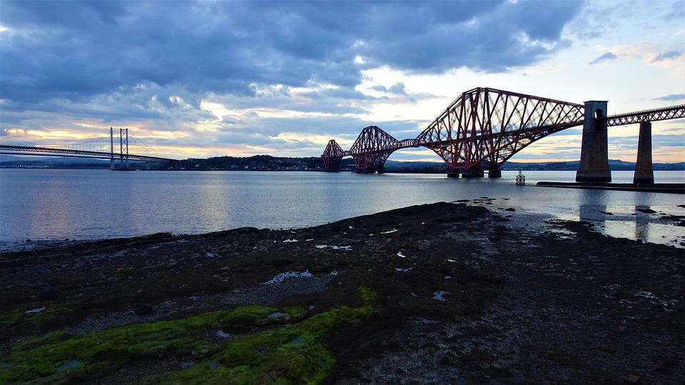 Fourth Road Bridge, Scotland, Scottish, Bridge