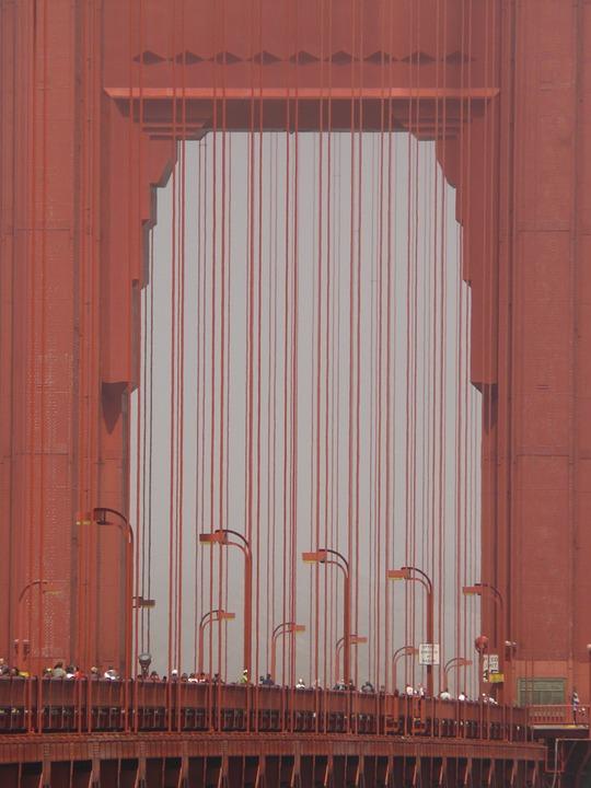 Golden Gate Bridge, Golden Gate, Bridge