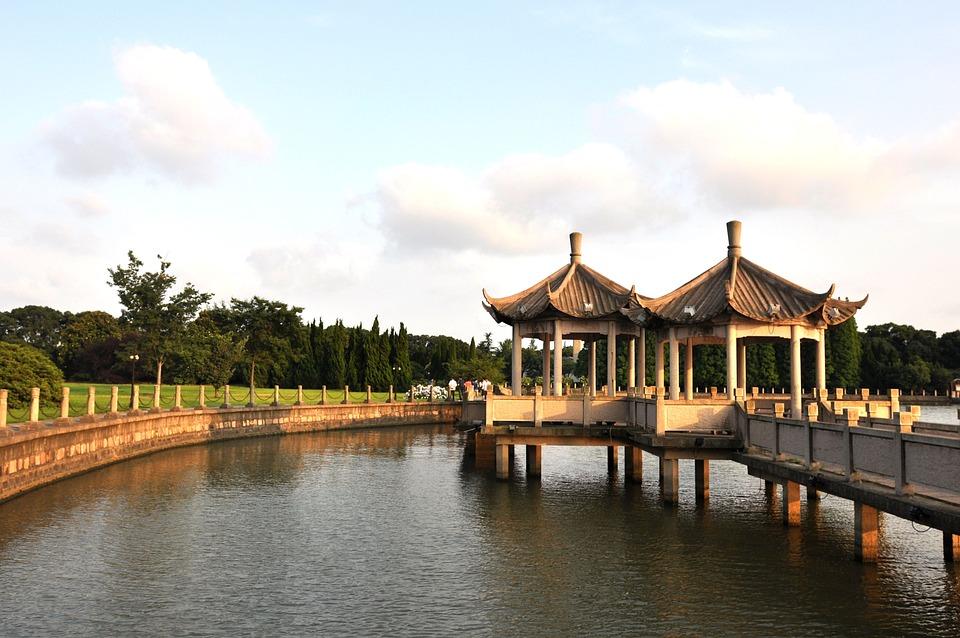 Jiangnan, Watertown, Bridge