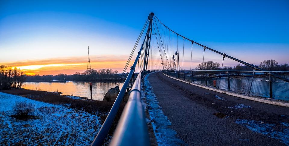 Germany, Things-lasting, Magdeburg, Bridge
