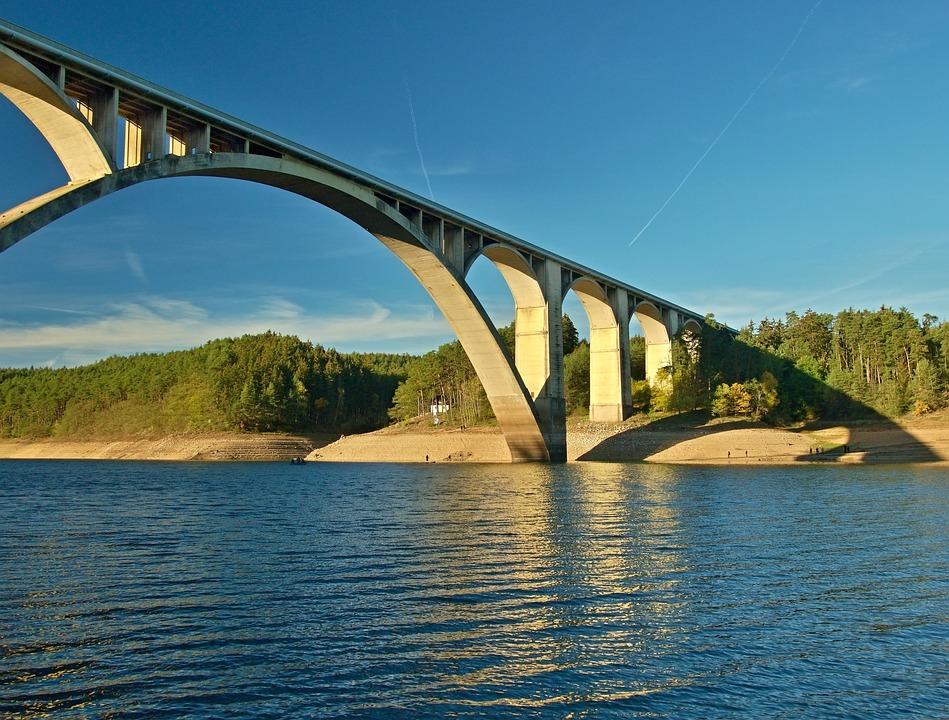 Podolák, Bridge, Nature