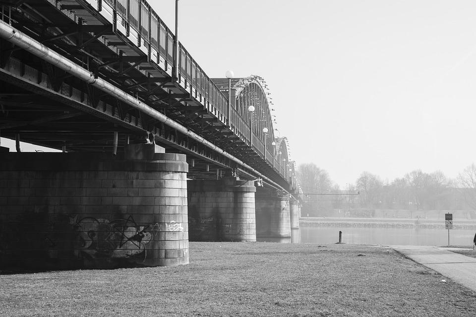 Bridge, Old, Old Bridge, Historically, Architecture