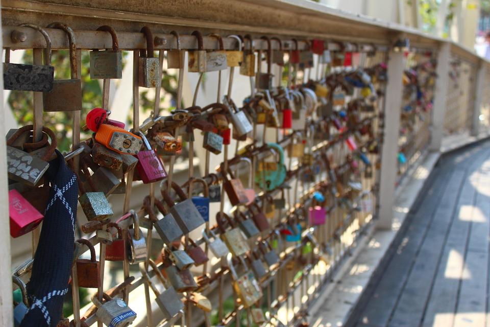 Locks, Bridge, Love, Padlocks, Romantic, Friendship
