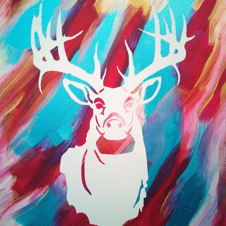 Creativity, Art, Power, Abstract, Bright