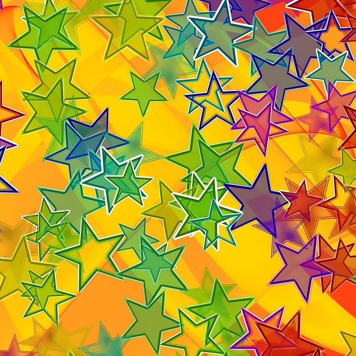 Background, Star, Homepage, Abstract, Pattern, Bright