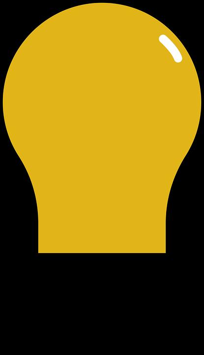 Bulb, Light, Idea, Lamp, Bright, Shining, Lightbulb