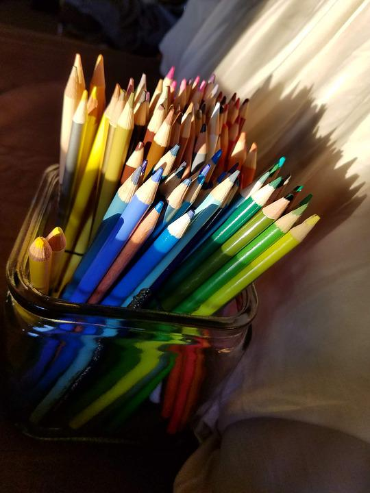 Creativity, Art, Color, Bright, Coloring, Education