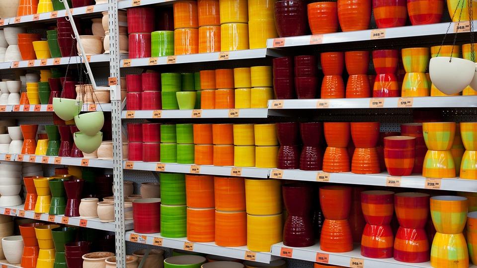 Bright, Color, Colorful, Colors, Ceramic, Container