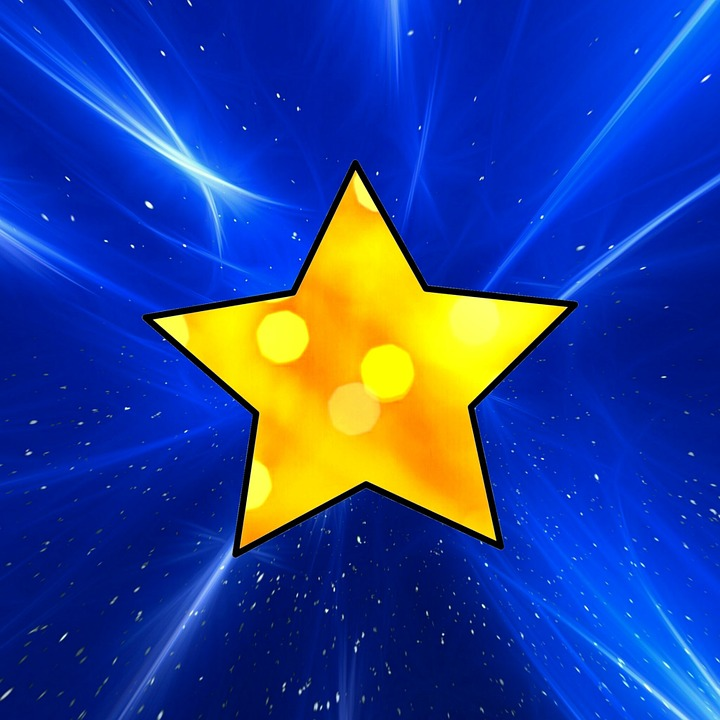 Star, Space, Bright