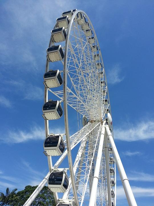 Brisbane, Wheel, Queensland