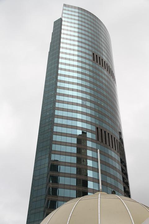 Skyscraper, Brisbane, Facade, Architecture