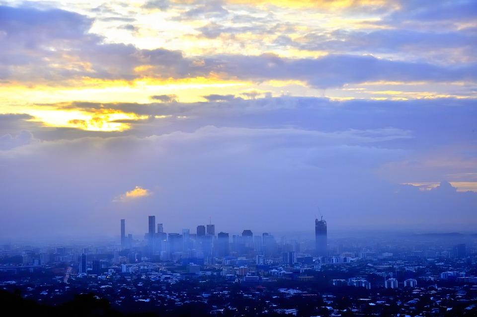 Sunrise, Coottha, Brisbane