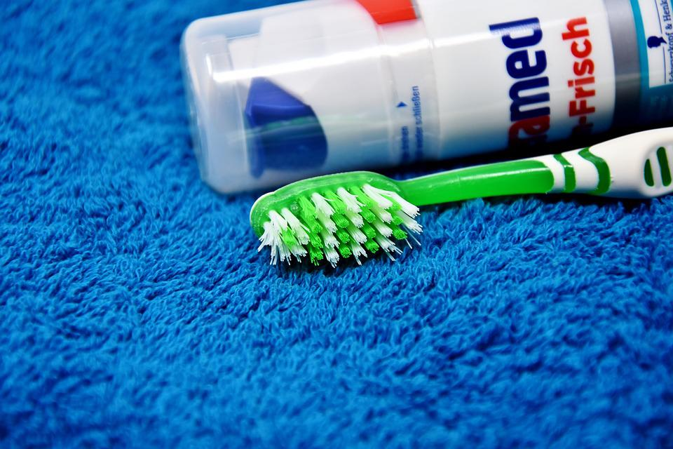 Toothbrush, Toothpaste, Bristles, Dental Care