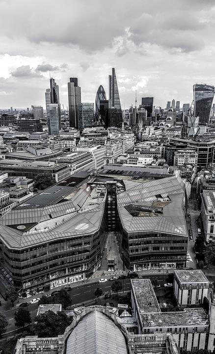 London, Cityscape, Architecture, Britain, England
