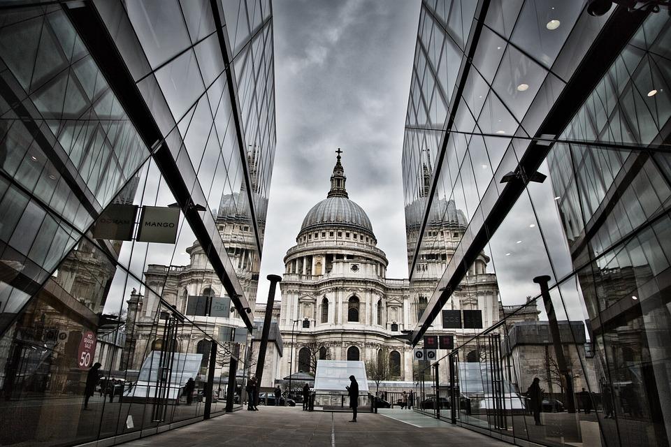 London, England, Cityscape, Urban, British, Britain
