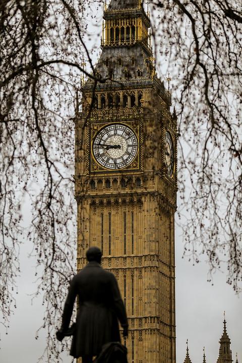 London, Big Ben, Travel, England, Landmark, British
