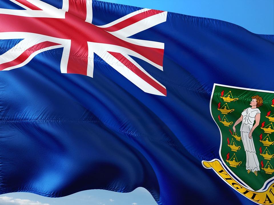 International, Flag, British-virgin-islands