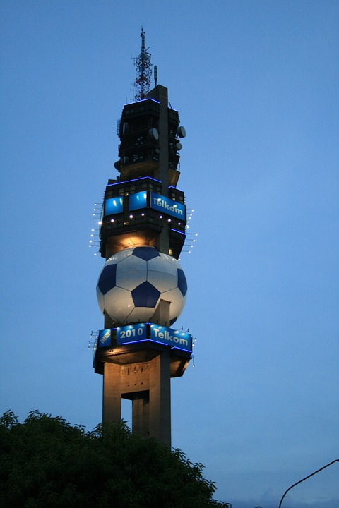 Tower, Broadcasting, Telecommunications, Radio, Tall