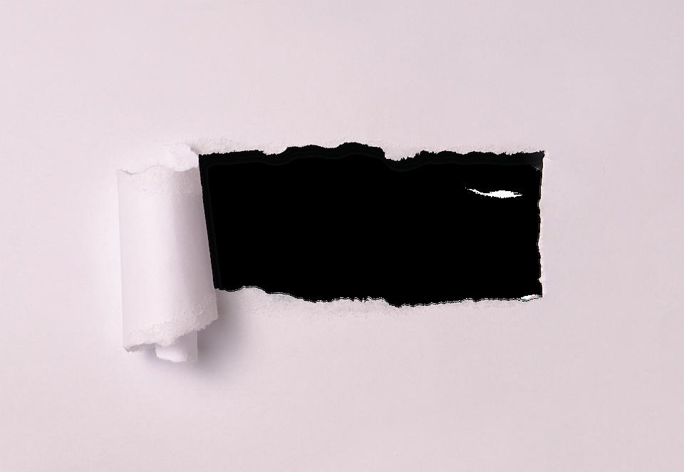 Free photo Broken Ripped Through Torn Paper - Max Pixel
