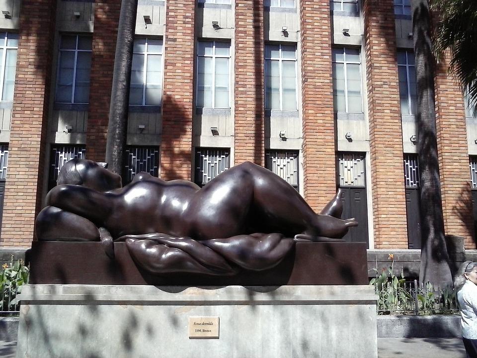 Bronze, City, Statue, Sculptures, Figure, Monument