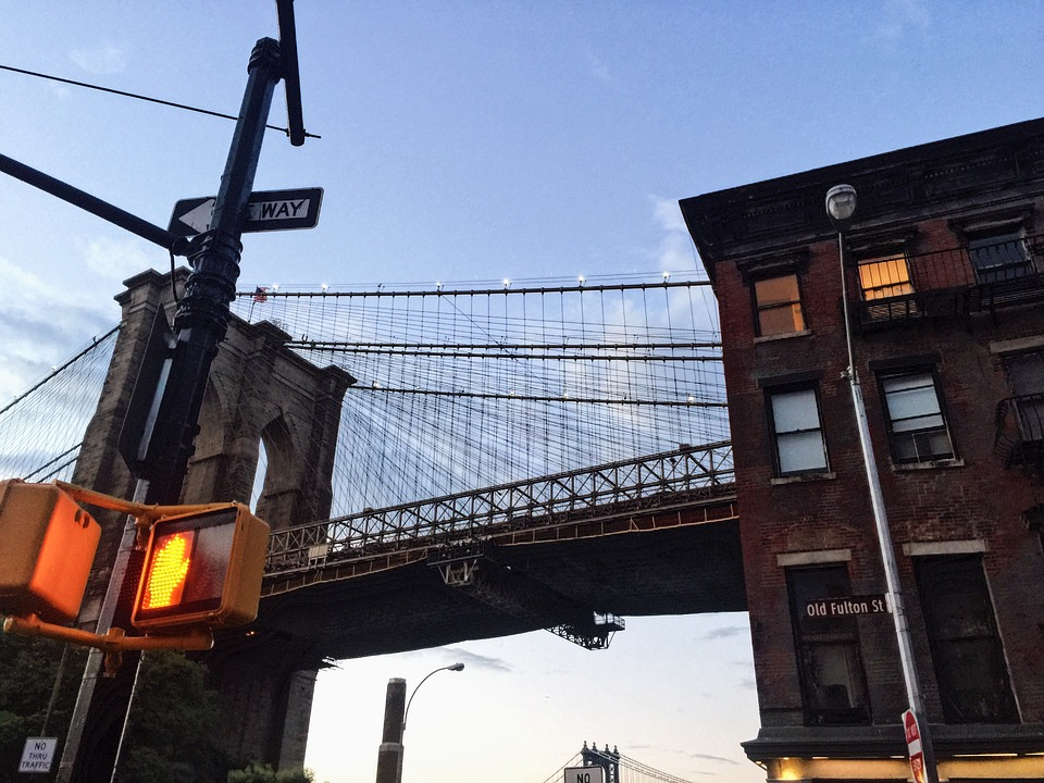 Bridge, Brooklyn, Williamsburg