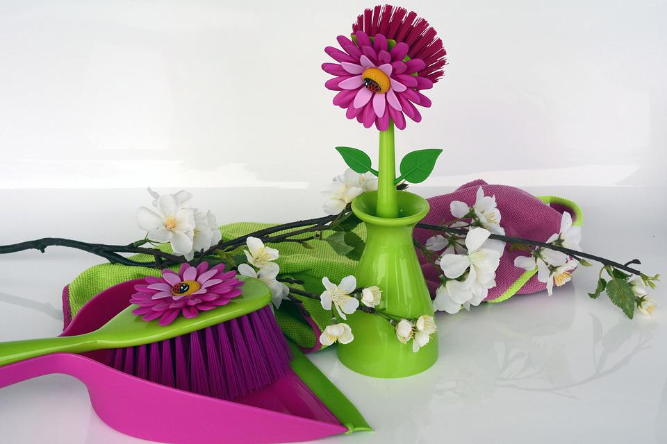 Clean, Spring Putz, Blade, Broom, Kehrset