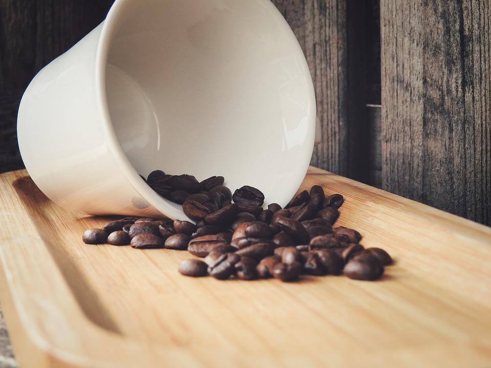 Coffee, Coffee Beans, Brown, Food, Roasted