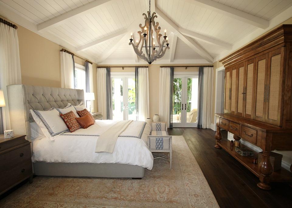 Bedroom, Design, Luxury, Brown Design, Brown Bedroom