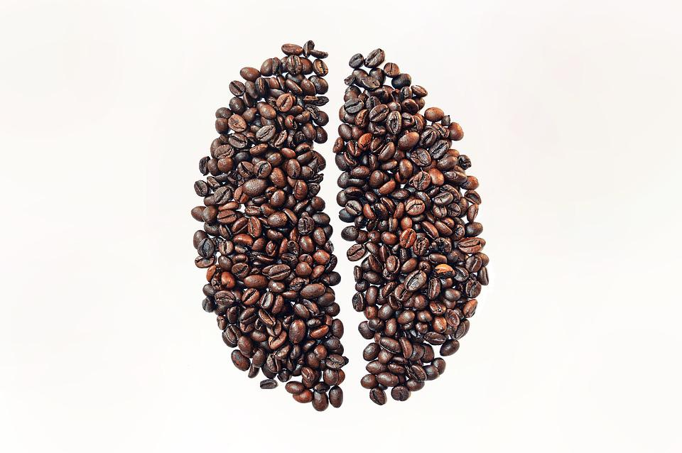 Coffee Beans, Coffee, Brown, Roasted, Aroma
