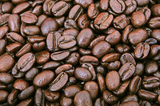 Coffee, Flavor, Roasted, Coffee Beans, Brown, Texture