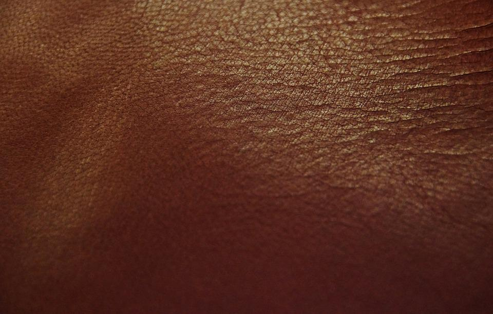 Leather, Brown, Red, Brown-red, Texture, Structure