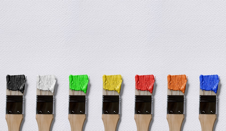 Brush, Color, Canvas, Art, Art And Craft, Empty
