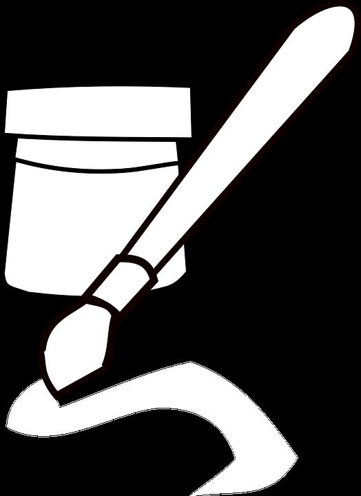 Paint, Brush, Tool, Equipment, Artist, Painter, Color