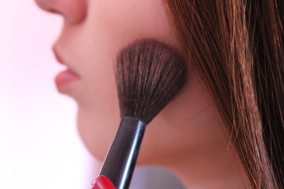 Brush, Make Up, Makeup, Make-up, Woman, Cosmetics