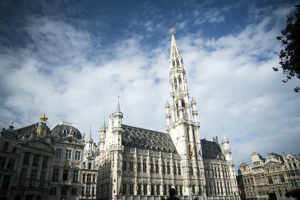 Brussels, Grande Place, Europe, Belgium, Bruxelles