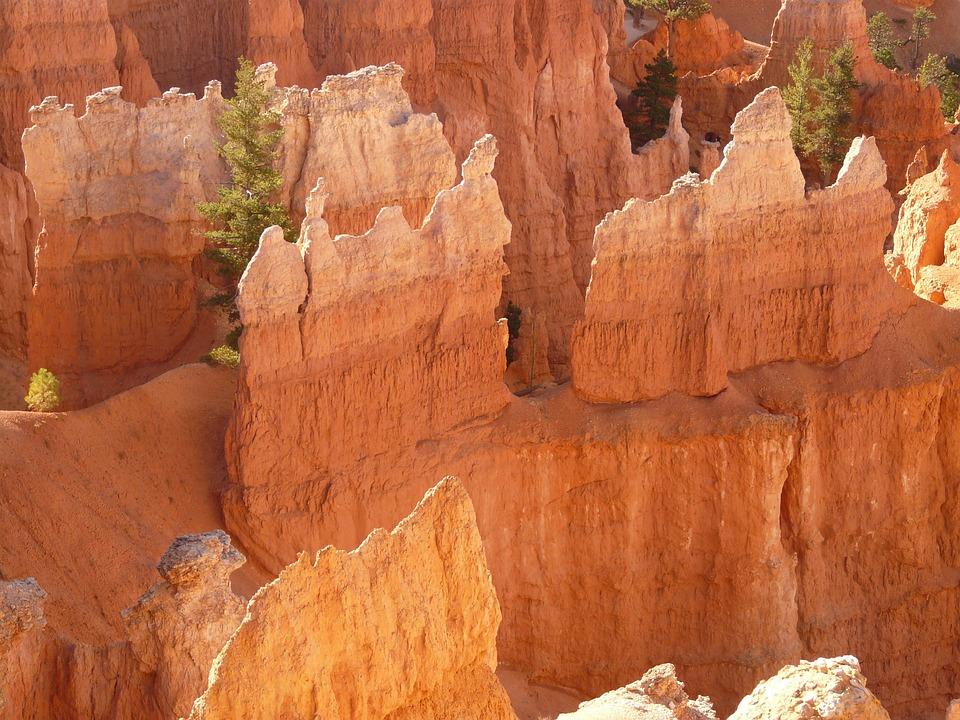 Bryce Canyon, Canyon, Bryce Canyon National Park, Utah