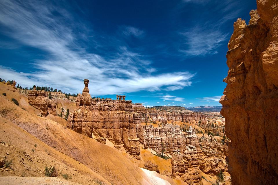 Bryce Canyon, Usa, Nature, United States, Utah