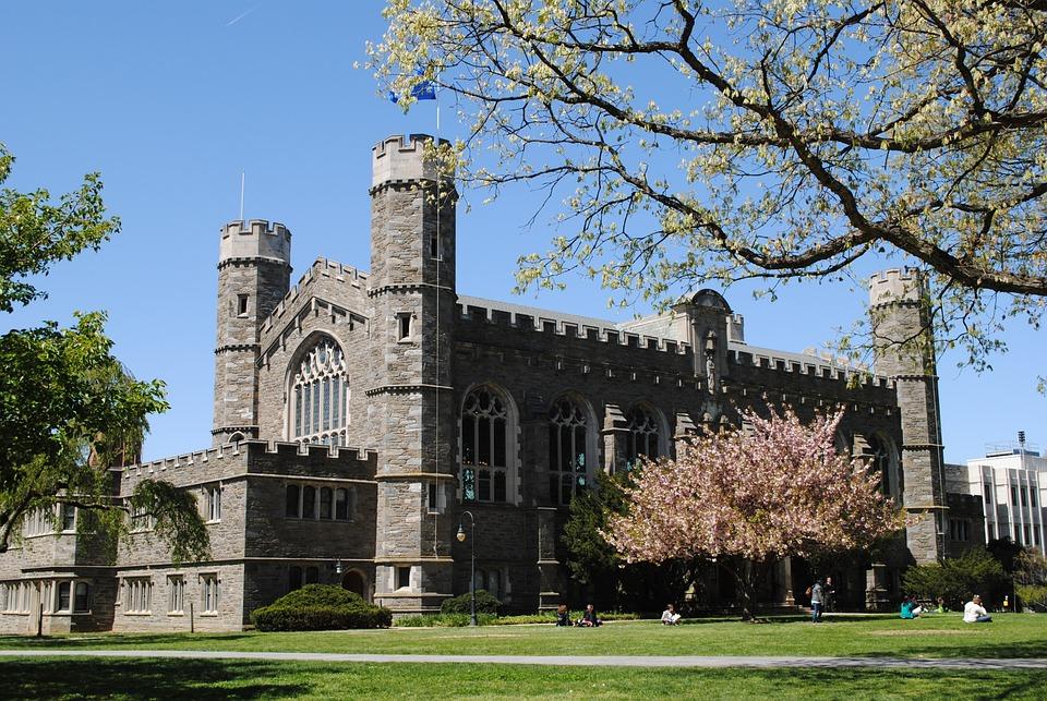 Bryn Mawr College, Bryn Mawr, Pennsylvania, Spring
