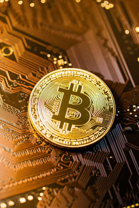 Btc, Bitcoin, Cryptocurrency, Currency, Crypto, Gold