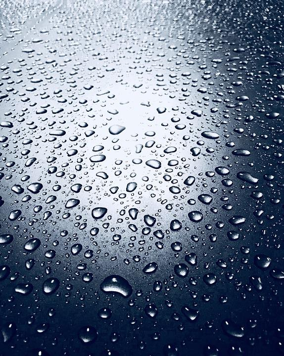 Rain, Wet, Pearl, Bubble, Cleaner, Droplets, Water